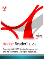 Logo Adobe Reader LE