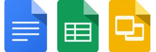 Google Docs: creare e modificare documenti online