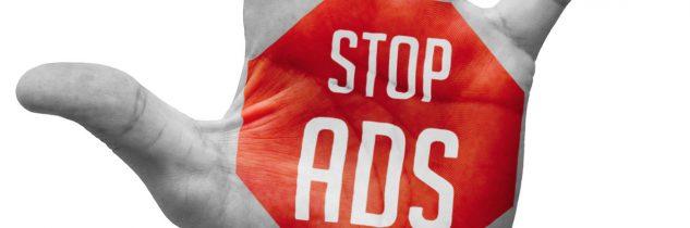 Navigare su internet senza pubblicità: basta un'estensione
