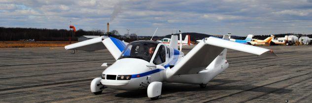 L'auto volante diventa realtà: è nata Terrafugia