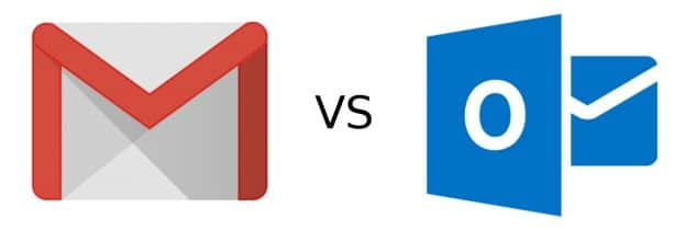 Gmail vs Hotmail: chi la spunterà?