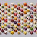 Cubetti di cibo
