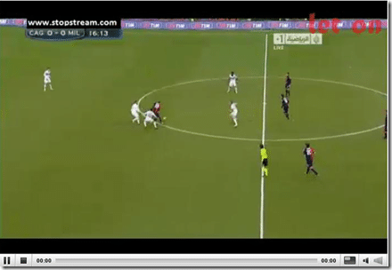 Partite in streaming 9