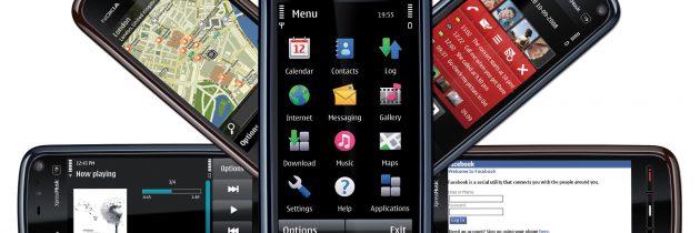 Firmware v60 Nokia 5800