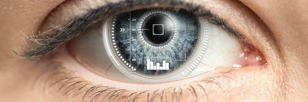 L'occhio bionico brevettato da Google