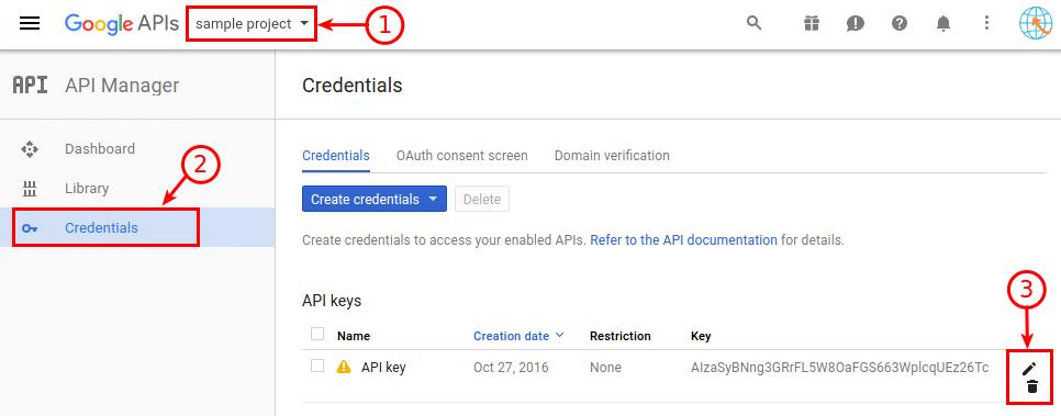 Google Maps API error: MissingKeyMapError [SOLVED] | Tecnosfera