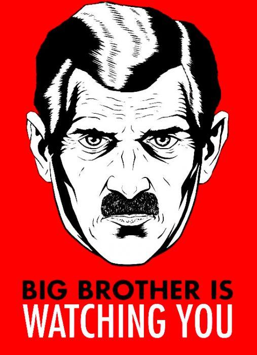 Il Grande Fratello ti osserva