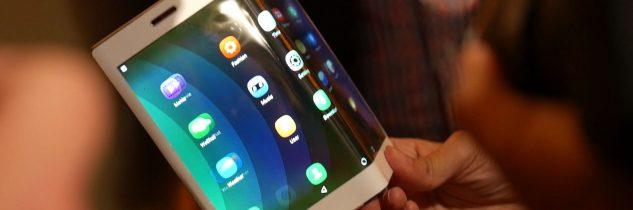 Smartphone e tablet pieghevoli diventano realtà, grazie a Lenovo