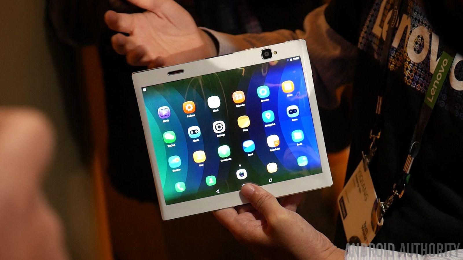 Tablet pieghevole by Lenovo