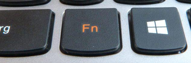 A cosa serve il tasto fn?