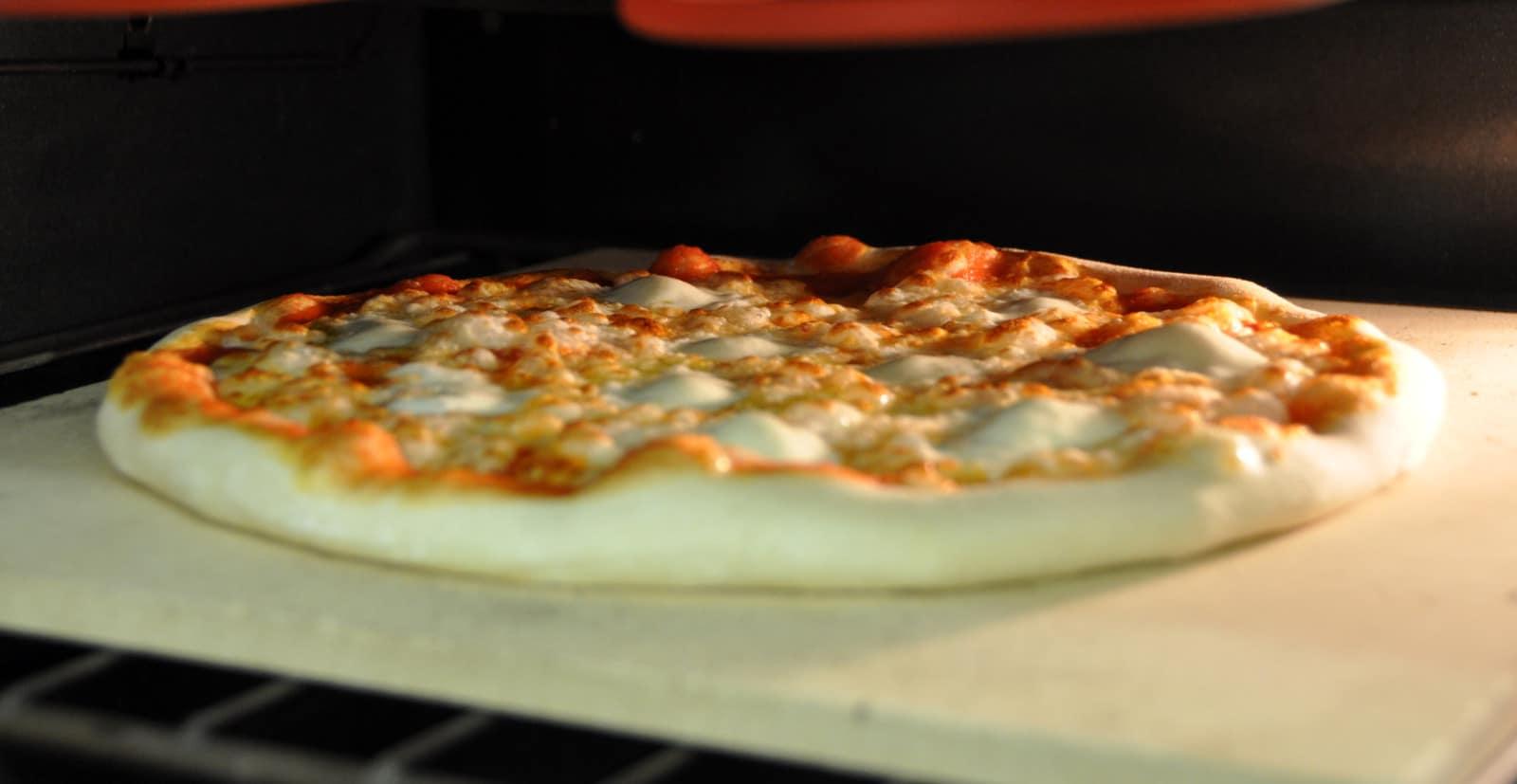 La migliore pietra refrattaria per pizza tecnosfera - Forno con pietra refrattaria ...