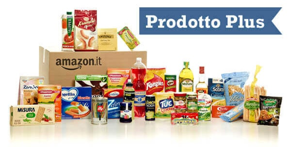 Amazon Prodotti Plus