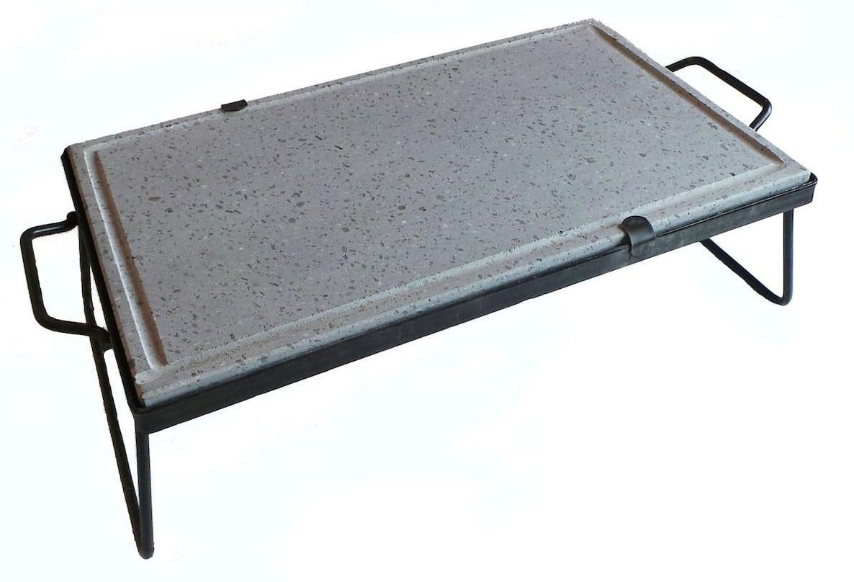 La migliore pietra refrattaria per pizza tecnosfera - Cucinare con la pietra lavica ...