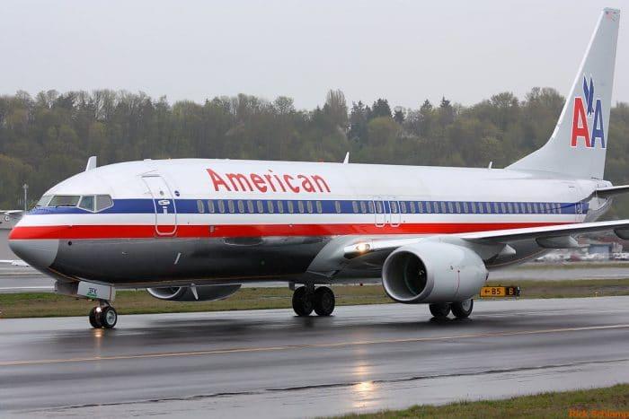 Bastone Per Selfie American Airlines