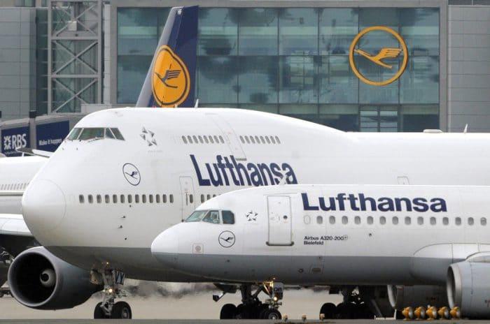 Bastone Per Selfie Lufthansa