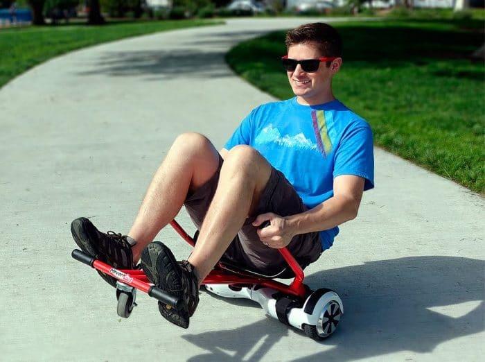 Hoverboard Kart Hoverkart