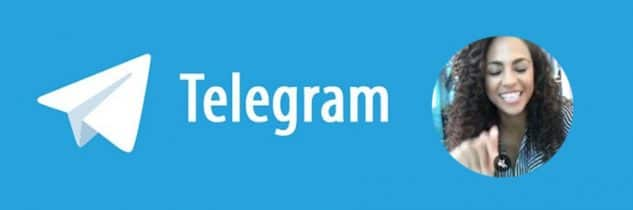 How to save a video message on Telegram