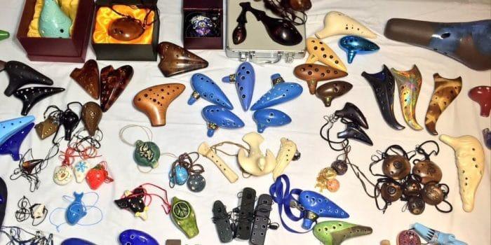 Collezione di Ocarine