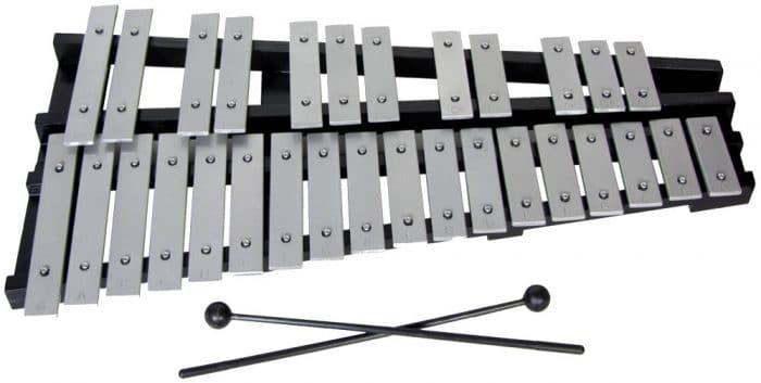 Strumenti Musicali Facili Suonare Glockenspiel