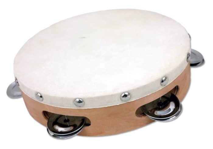 Strumenti Musicali Facili Suonare Tamburello